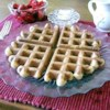Norwegian Waffles Recipe - These sweet, rich waffles have been in my husbands family for generations. It is sure to be a family favorite.
