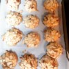 Italian Almond Cookies II Recipe - This cookie is very chewy on the inside and crisp on the outside, BUT the entire outside is coated in sliced almonds for a fantastic look and is absolutely delicious. It is well worth the effort.
