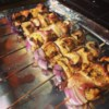 Bacon Ranch Chicken Skewers Recipe and Video - Chef John's bacon ranch chicken skewers will add a kick to your next cookout.