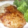 Yummy Pork Chops Recipe - Moist, flavorful pork chops are what you will get with this easy, 4 ingredient recipe! Italian dressing is the key, but soy sauce adds a delicious twist.