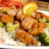 Orange, Honey and Soy Chicken Recipe - Chicken breast meat is flavored with orange, honey, and soy sauce in this easy dish that's great to serve with rice or other side dishes.