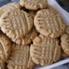 The Whole Jar of Peanut Butter Cookies Recipe - This cookie got its name because a whole 18-ounce jar of peanut butter is used to make it. It is the creamiest, moistest cookie I have ever had, and bound to be a favorite with anyone who makes them. Just don't over bake them!
