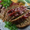 Classic Spicy Meatloaf Recipe - Classic spicy meatloaf with sauteed vegetables is a family favorite for weeknight dinners.