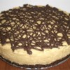 Peanut Butter Pie X Recipe - This is an easy pie to make, and it looks great for company.