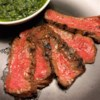 Grilled Skirt Steak with Homemade Asian Barbeque Marinade Recipe and Video - Skirt steak is perfect for grilling, and is versatile enough for salads, sandwiches, kebabs, or just a stand-alone grilled steak. Taking just 15 minutes to marinate the skirt steak before grilling adds a lively and delicious union of sweet, tangy, and spicy.