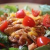 Slow Cooker Spicy Chicken Recipe - Chicken breasts slowly simmer until very tender in an easy mixture of salsa, garlic, onion, and spices. Start your slow cooker in the morning, and the chicken is ready to shred and serve in tortillas or on rice when you get home.