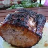 Orange Marinated Pork Tenderloin Recipe - Simple roasted pork tenderloin with orange and rosemary sauce.