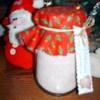 Cappuccino in a Jar Recipe - Chocolate powder, creamer, coffee, sugar, cinnamon and nutmeg. Voila - Cappuccino in a Jar!