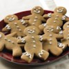 Gingerbread Men Cookies Recipe - These Gingerbread Men Cookies are as cute as can be. If desired, decorate with raisins, currants or cinnamon red hot candies for eyes and buttons. Or, pipe untinted or colored icing onto cookies.