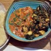 Rosy's Palak Paneer Recipe - An Indian friend of mine showed me the ropes for cooking this delicious and completely authentic Indian dish of spinach and paneer.