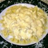 Alfredo Sauce Recipe and Video - Butter, cream, egg yolk and two kinds of cheese are cooked together with a dash of freshly ground nutmeg to make a luxurious, classic Alfredo sauce. Buy a whole nutmeg and grate only as much as you need. The unmistakable flavor is well worth it.