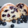 Blueberry Coffee Cake I Recipe and Video - This cake is super for a quick breakfast snack with coffee.