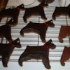 Emily's Famous Chocolate Shortbread Cookies Recipe - These extra chocolaty cookies will cast a chocolate spell on you. Once you have eaten them, you will want nothing else. Serve with ice cream and coffee.