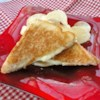 Grilled Cheese De Mayo Recipe - Switch from your typical grilled cheese sandwich by using mayonnaise instead of butter and add a little kick with pepperjack cheese.