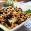 Middle Eastern Rice with Black Beans and Chickpeas Recipe - I got this recipe from a friend who is from Bethlehem. The flavors are just delicious. The possibilities of add-ins are endless.