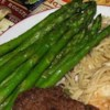 Superfast Asparagus Recipe - Roast asparagus with Cajun seasoning makes a yummy side dish in only 15 minutes.