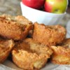Apple Brownies Recipe - This was my Mom's recipe. Easy and quick to make. Apples and walnuts are packed into a cinnamon spiced blonde brownie. Always a hit when I bring it to parties. Very moist and great to make in the fall when apples are plentiful.
