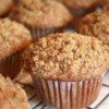 Banana Crumb Muffins Recipe and Video - A basic banana muffin is made extraordinary with a brown sugar crumb topping that will melt in your mouth.