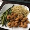 Cajun Shrimp Recipe - Shrimp seasoned with paprika, thyme, oregano, garlic, and red pepper.