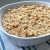 Hot Chicken Salad II Recipe - It's a casserole! It's a salad! It's hot chickeny goodness in 3 easy steps! Enjoy!