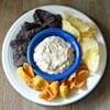 Chip Dip Recipe - A simple cream-cheese-based mix that gains flavor from freshly minced onion -no dry-soup packages required!