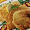 Wienerschnitzel Recipe - This easy German recipe is one of our favorites. Boneless pork chops can also be substituted for veal and taste excellent!