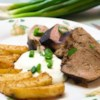 Pork Tenderloin with Mustard Sauce Recipe - A wonderful overnight marinade makes the pork so flavorful - serve with the delicious, creamy mustard sauce. A super dish for buffets and potlucks, as it doesn't need to be piping hot. I never cease to get many recipe requests for this one!