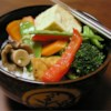 Ginger Veggie Stir-Fry Recipe and Video - This recipe calls for broccoli, snow peas, carrots, and green beans, but you can use any of your favorites. The vegetables are stir fried with garlic, ginger, and soy sauce. Serve over your favorite rice.