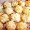 Farm Macaroons Recipe - This is a recipe that we made on the farm in the 30's. It is a delicious coconut macaroon.