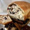 Cinnamon Raisin Bread I Recipe and Video - Raisin bread the way it is meant to be -rolled around the sweetened cinnamon butter so that the spice ribbons throughout the loaf. This generous recipe will give you three lovely loaves.