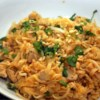 A Pad Thai Worth Making Recipe - The wonderful national noodle dish of Thailand, it is now served in many trendy restaurants. It can be adjusted to your taste, add ingredients that you like and make it as spicy or tart as you want to. It is also great as a basis for a stir fry of leftovers. This is a recipe for those who like it HOT, if you can't handle the heat, go easy on the chile sauce.