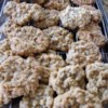 Anzac Biscuits with Macadamia Nuts Recipe - When the Australian and New Zealand Army Corps landed at Gallipoli on April 25, 1915, a legend was born. On Anzac Day every year, we pay homage, not only to the Anzacs, but to Australians who have fought in all wars.   These biscuits are uniquely Australian and this recipe utilizes Macadamia Nuts, another Australian treasure.