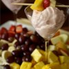 Fruit Dip II Recipe and Video - This is a really light and fluffy fruit dip that is great at parties, holidays, or any time! Serve with fruit of your choice.