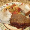 Meatloaf that Doesn't Crumble Recipe - I have tried and tried meatloaf recipes they all fall apart before you get them out of the pan. This meatloaf is very good and sticks together to be served.  Leftover meatloaf makes wonderful sandwiches with mayonnaise.