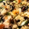 Sweet and Nutty Moroccan Couscous Recipe - I've simplified this recipe for Couscous Mesfouf without losing any of its deliciously complex flavor. Prepare all the mix-ins ahead of time and it takes only minutes to make. Enjoy!