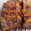 Cranberry Orange Bread Recipe - This cranberry orange quick bread is great for breakfast or a snack.
