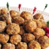 Jimmy Dean Sausage Cheese Balls Recipe - Making appetizers is fun and easy with these cute and tasty sausage balls. They can even be made ahead of time, and frozen. Just thaw and bake when you need them!