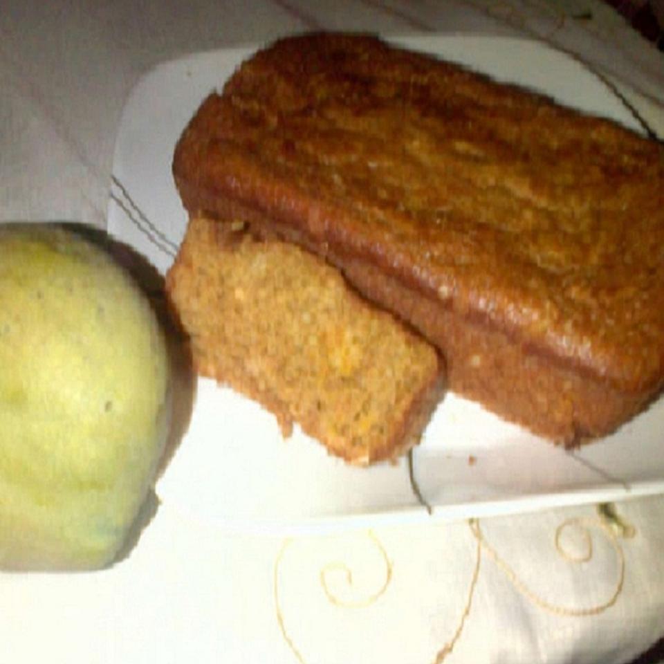Magic Mango Bread