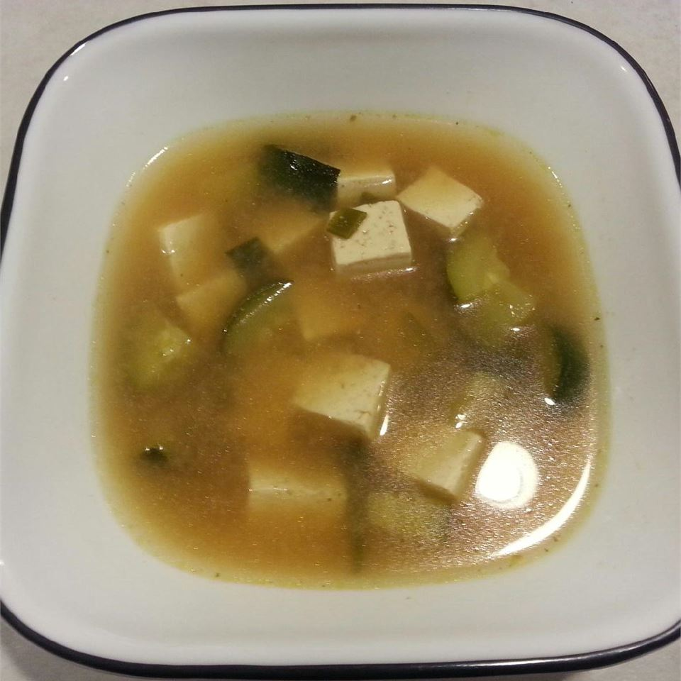 Quick and Simple Korean Doenjang Chigae (Bean Paste/Tofu Soup) Chicken_Livers_Stink