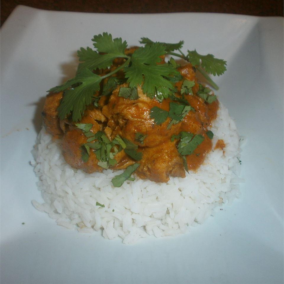 Chicken Tikka Masala Jer3m1ah
