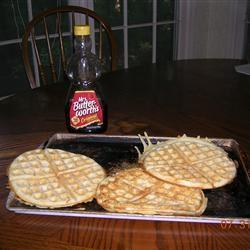 World's Best Waffles
