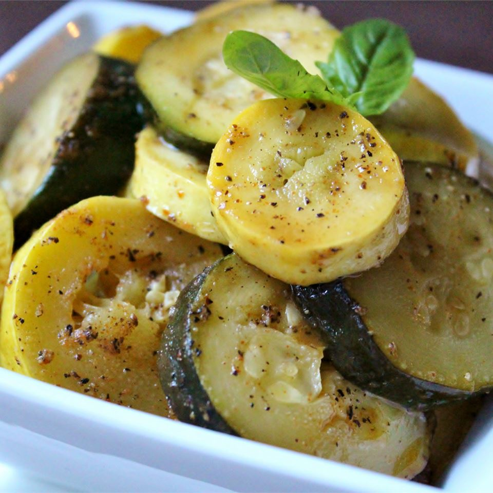 Grilled Squash and Zucchini Melissa Goff