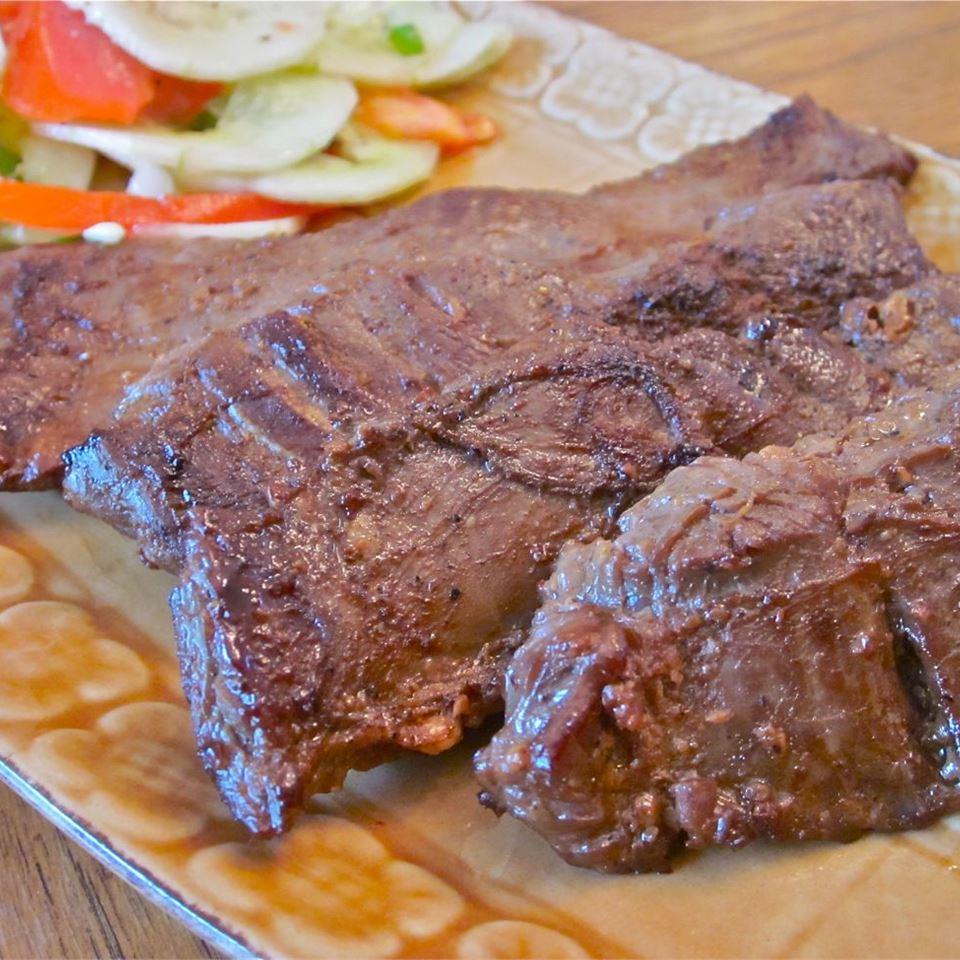 Korean Barbequed Beef image