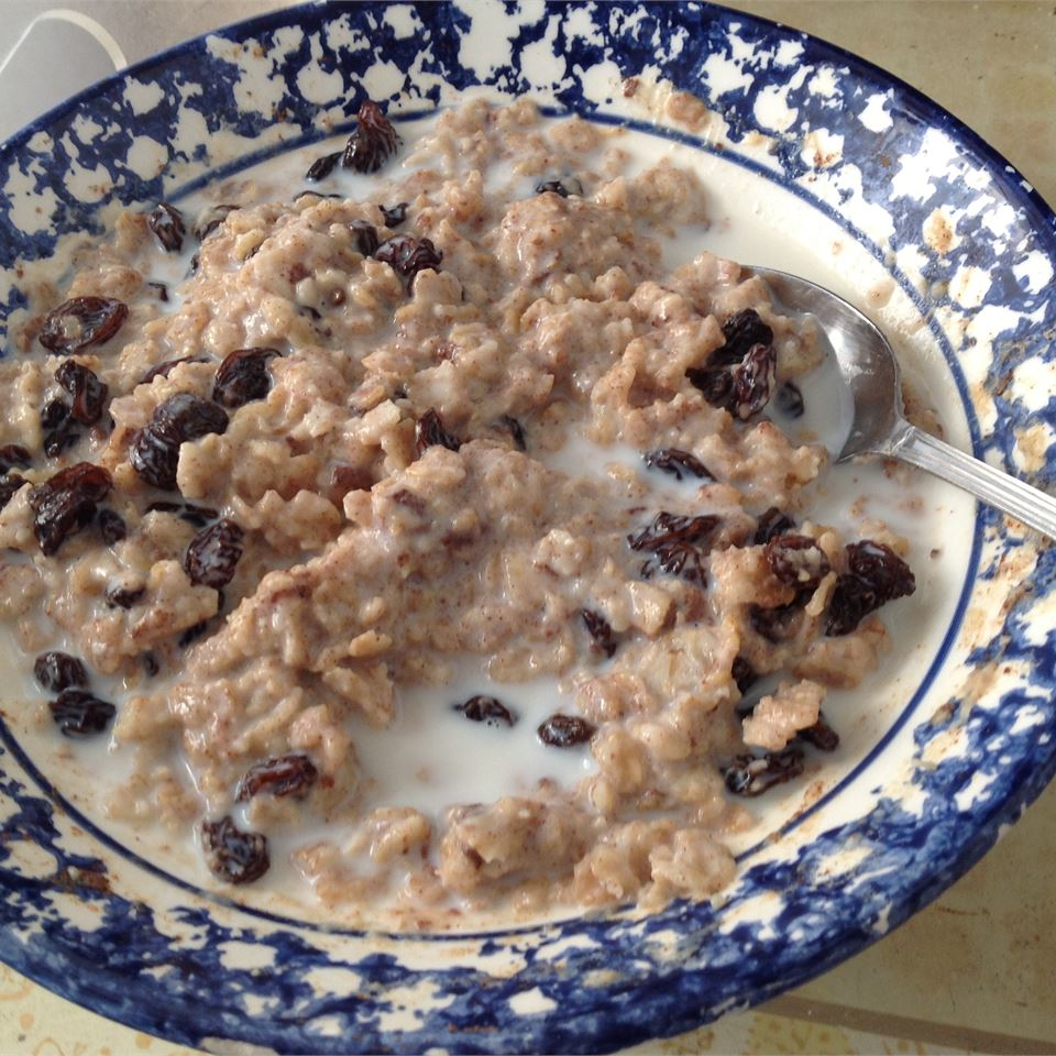 Mama Bear's Porridge