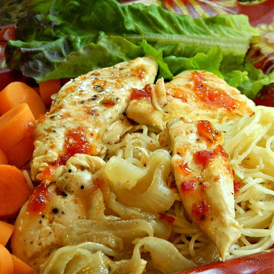 Golden Chicken with Noodles from Birds Eye(R)