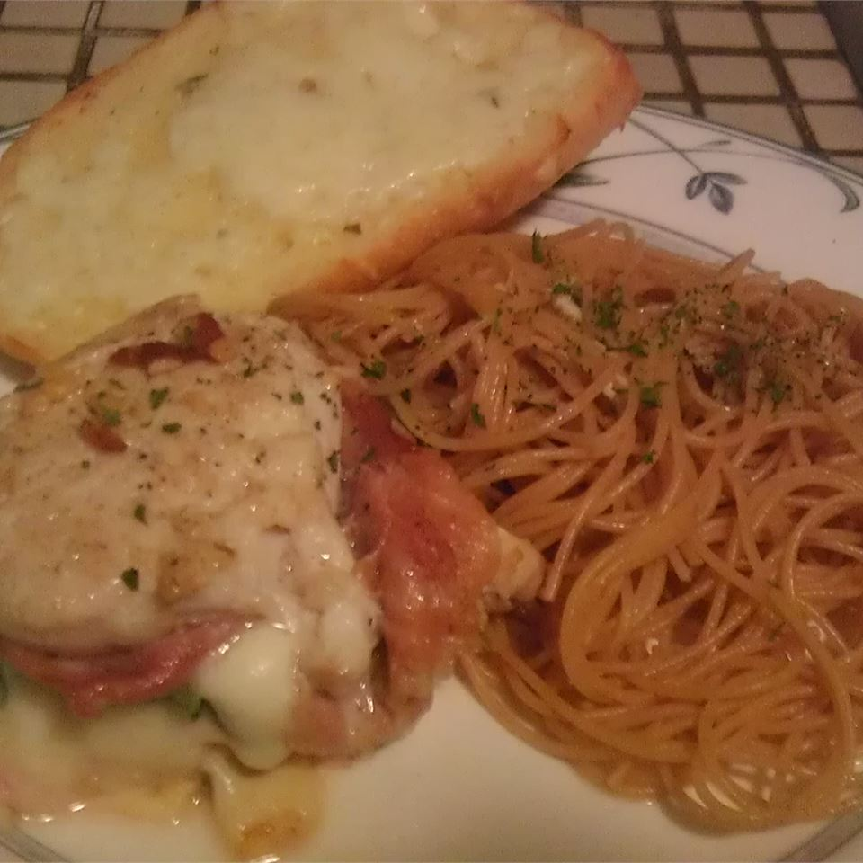 Crystal's Chicken Saltimbocca Good Recipes