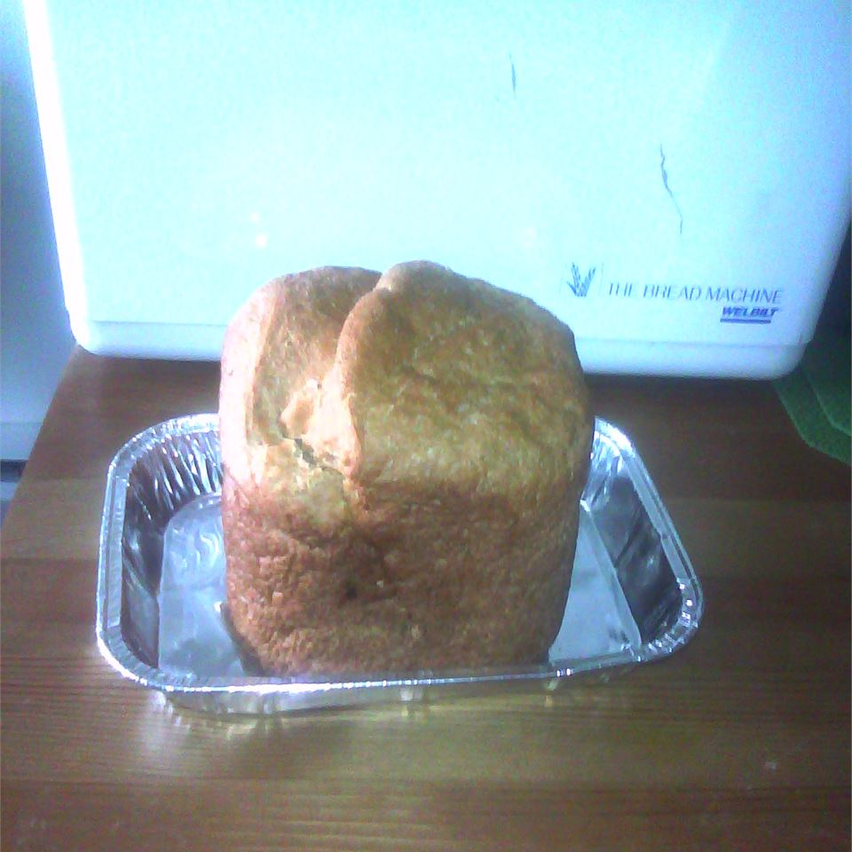 Steakhouse Wheat Bread for the Bread Machine geebz
