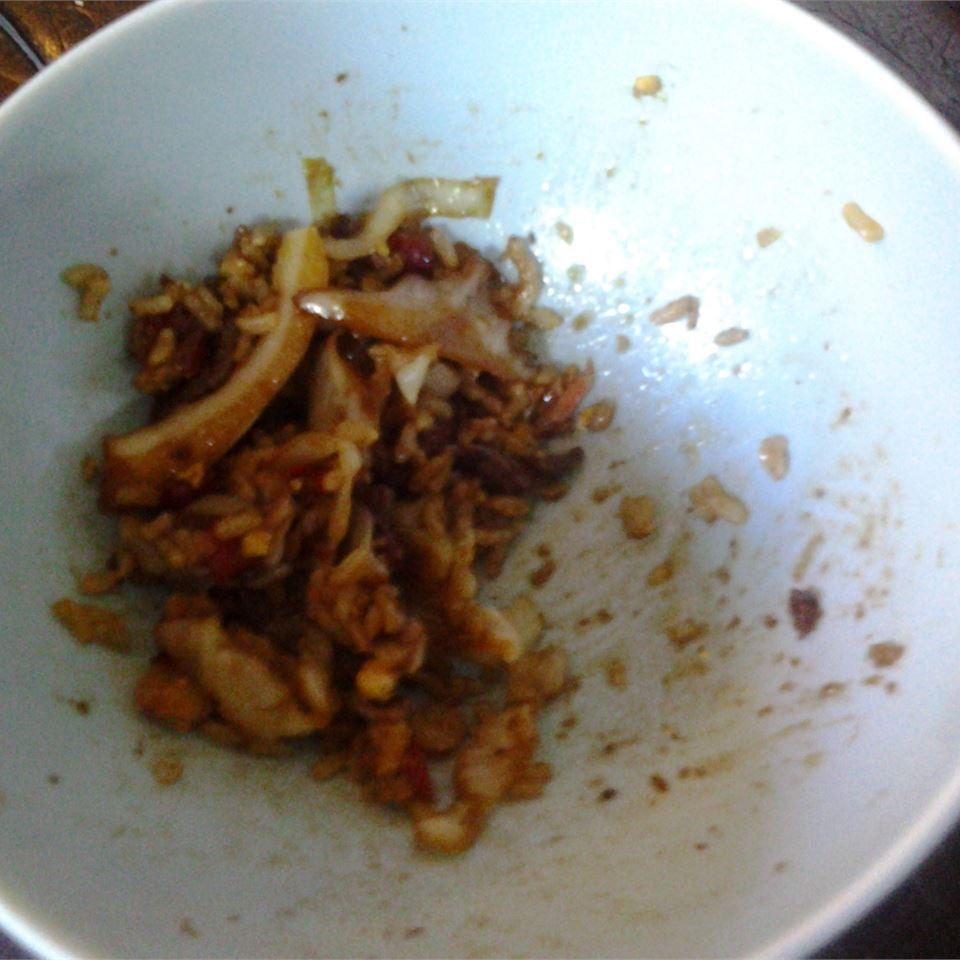 Sesame Pepper Stir Fry