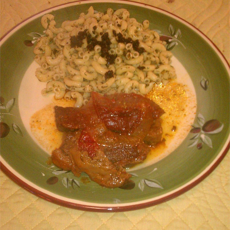 Pasta and Herbs ~TxCin~ILove2Ck