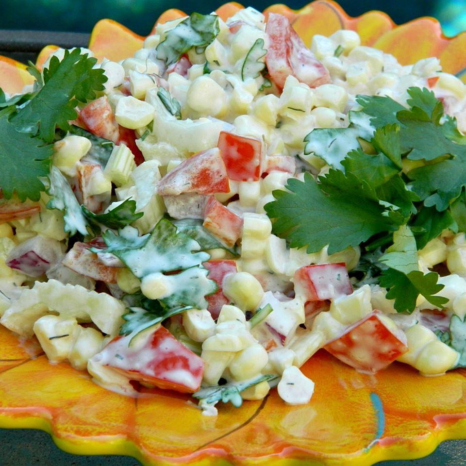 Confetti Corn Salad image